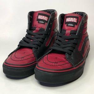 Vans x Marvel SK8-Hi Deadpool